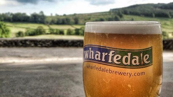 Wharfedale Blonde is one of the many beers that will be served at Wharfedale Beer festival